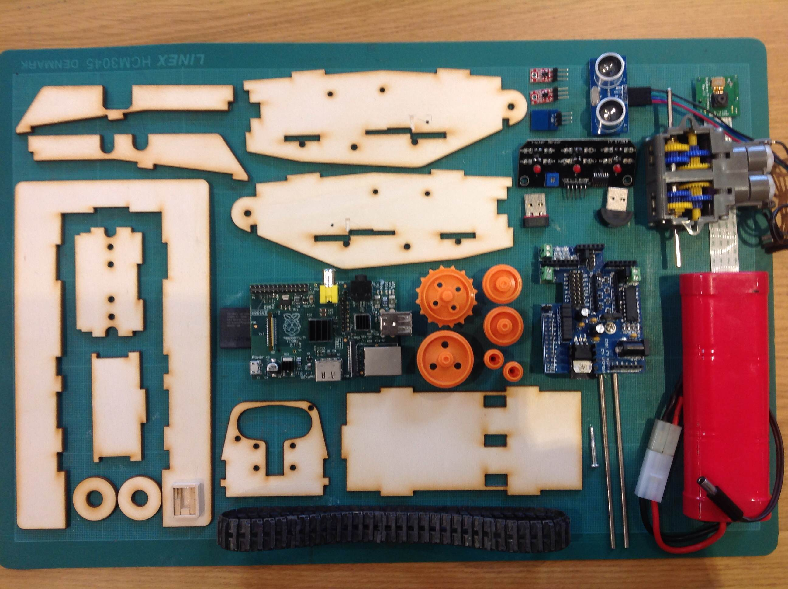 KEITH MK4 Parts