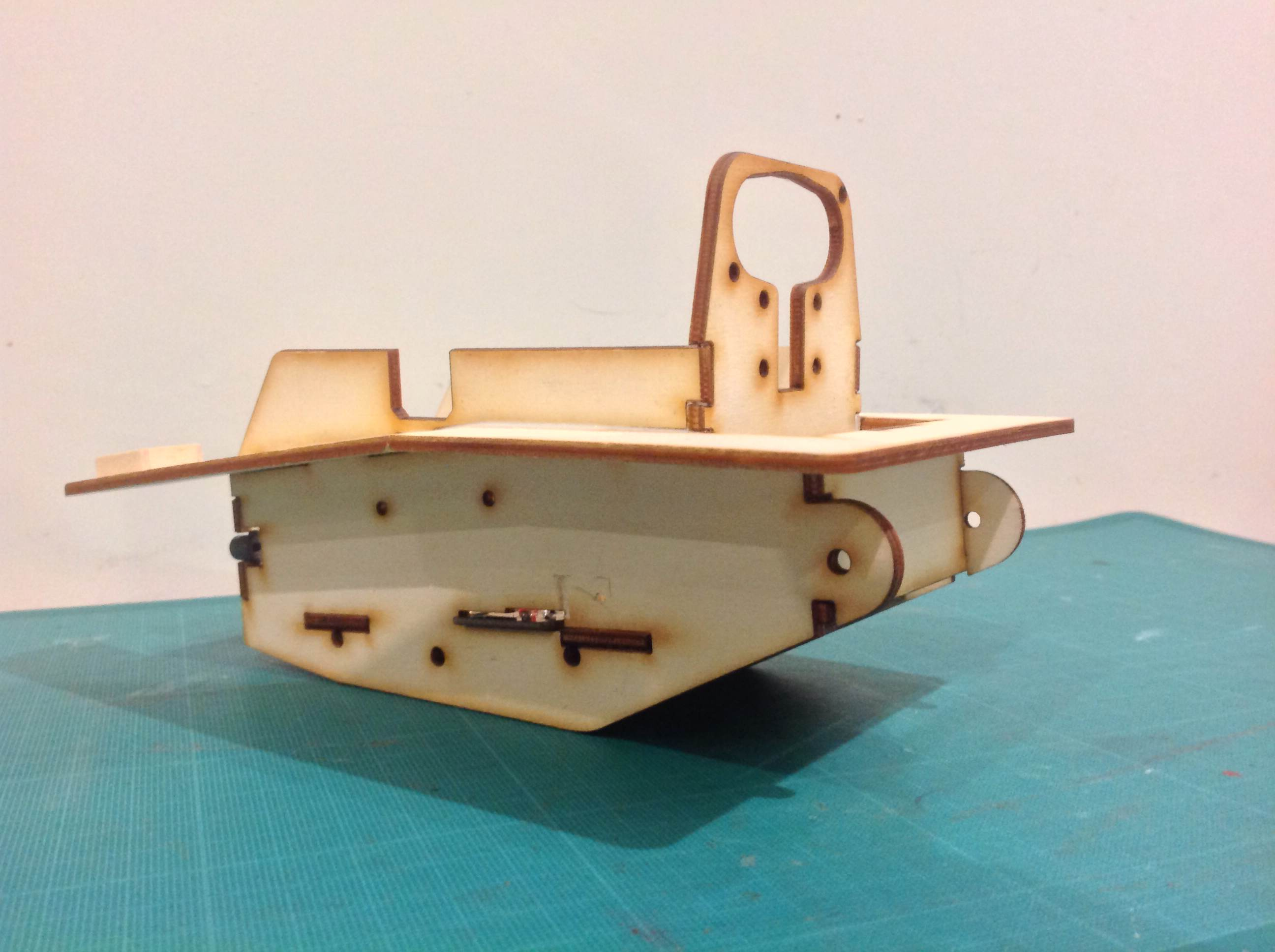 KEITH MK4 Chassis