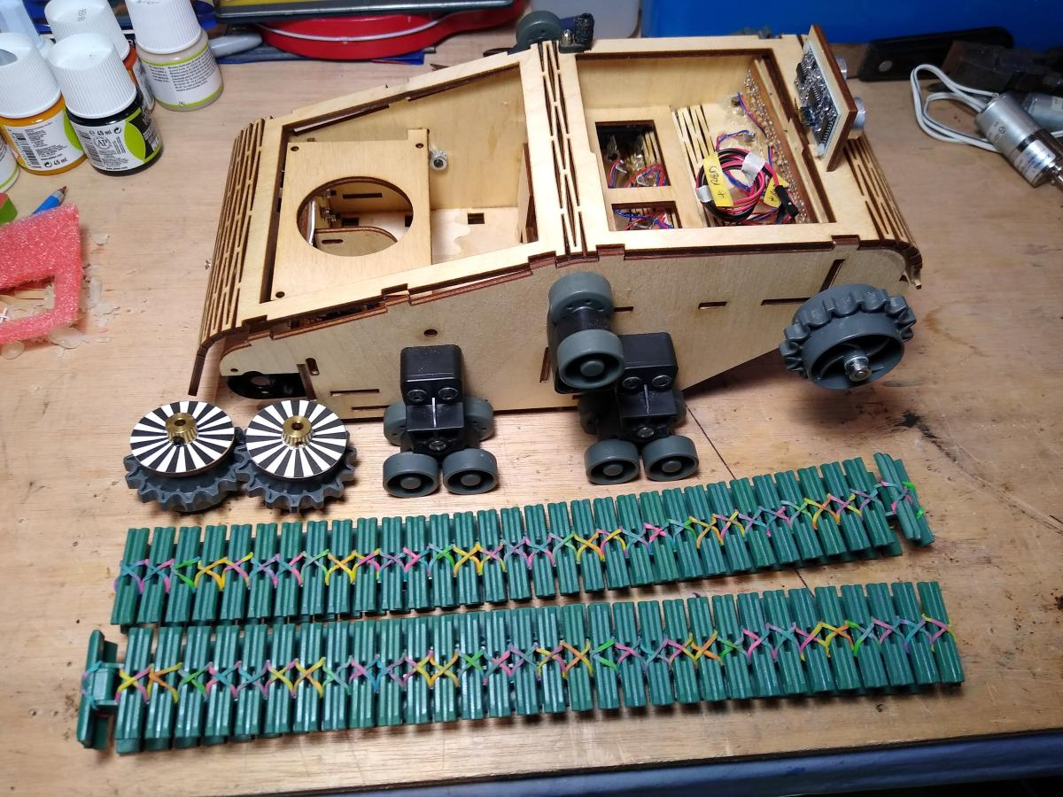 KEITH Evo Disassembled
